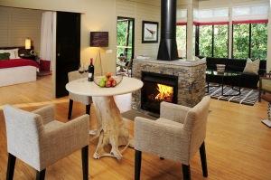 Nyungwe Forest Lodge Interiors