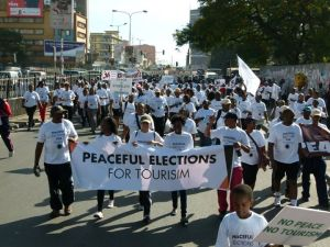Peaceful Elections for tourism