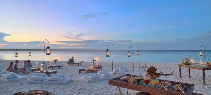 Check this Exclusive lodge in a private island you will book it right away…