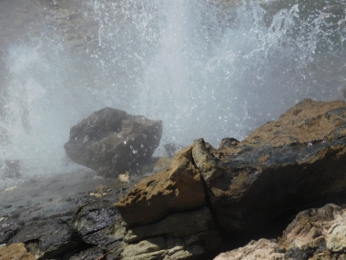 Geysers of Lake Bogoria