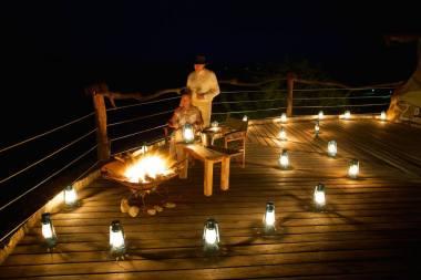 Deck Bonfire