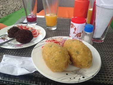 MwanzaTouchdownSnack, cant remember whats the name but it was yummy!
