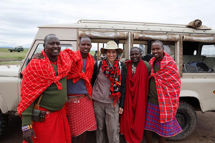 Why I love the Maasai Mara                        (22 September 2014)