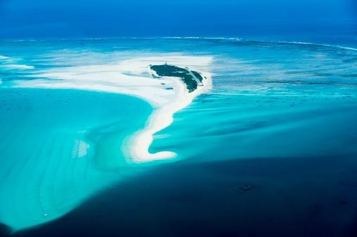 Anantara Medjumbe Island Resort - Island Aerial