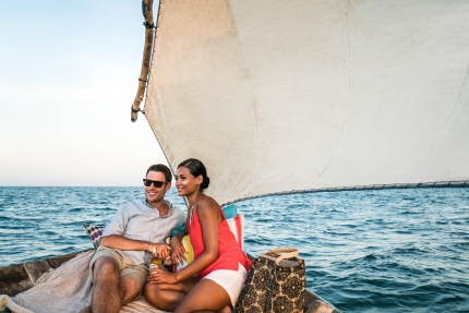 Anantara Medjumbe Island Resort - Sunset Cruise