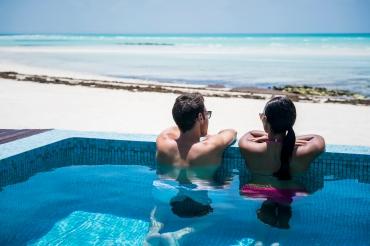 Anantara Medjumbe Island Resort - Villa Plunge Pool