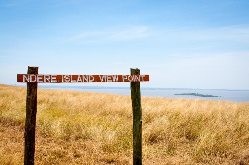 Ndere Island View point