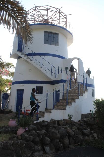 Lake Vistoria Light House