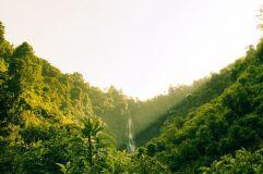 Nyeri_Zaina-falls-sunset