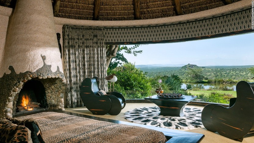 "Nanyuki makes it to the "" 10 Favorite Hotels And Resorts Of The Year 2017"" by Forbes Magazine"