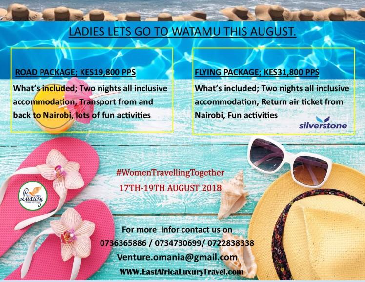 WATAMU WOMEN TOUR
